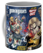 Demon Knights Coffee Mug