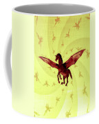 Demon Winged Horse Coffee Mug
