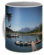 Denali Park Marina Coffee Mug