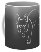 Butterfly The Frenchie Coffee Mug