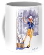 Denis 02 Coffee Mug