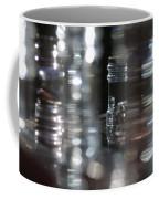 Denmark Abstract Of Glass Chess Set Coffee Mug