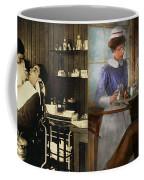 Dentist - An Incisive Decision - 1917 - Side By Side Coffee Mug