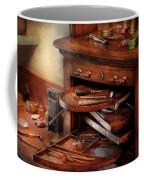 Dentist - Lab - Dental Laboratory  Coffee Mug by Mike Savad