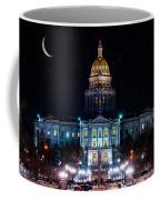 Denver Capital Nights Coffee Mug