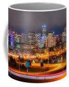 Denver Fog Coffee Mug