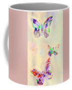 Departure In Purpose And Life As You Are By Lisa Kaiser Coffee Mug