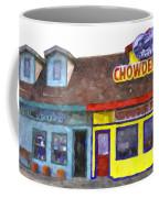 Depoe Bay Oregon - Chowder Bowl Coffee Mug