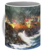Depoe Bay Oregon Coffee Mug
