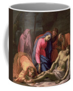 Deposition Coffee Mug
