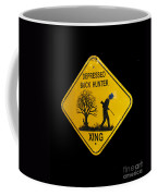 Depressed Buck Hunter Coffee Mug