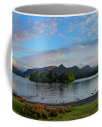 Derwentwater Spring Sunset Coffee Mug