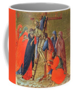 Descent From The Cross 1311 Coffee Mug