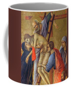 Descent From The Cross Fragment 1311 Coffee Mug
