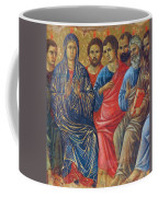 Descent Of The Holy Spirit Upon The Apostles Fragment 1311 Coffee Mug