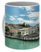 Desenzano Del Garda Lake Garda Italy Coffee Mug