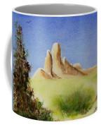 Desert Butte Coffee Mug