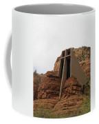 Desert Church Coffee Mug