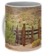 Desert Corral Coffee Mug