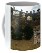 Desert Cottages Coffee Mug