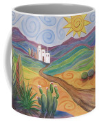 Desert Dreams Coffee Mug