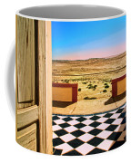 Desert Dreamscape Coffee Mug
