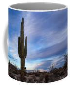 Desert Evening Coffee Mug