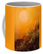 Hot Desert  Evening  Coffee Mug