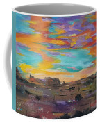 Desert Finale Coffee Mug