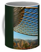 Desert Grid Coffee Mug