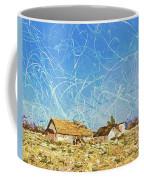 Desert Houses Coffee Mug