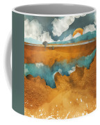 Desert Lake Coffee Mug