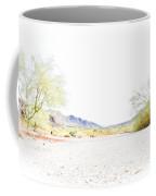 Desert Landscape 001 Coffee Mug