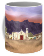 Desert Mission Coffee Mug