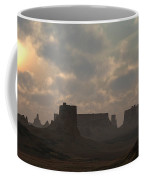 Desert Morning Coffee Mug