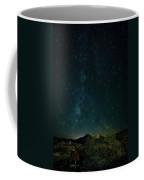 Desert Night Skies  Coffee Mug