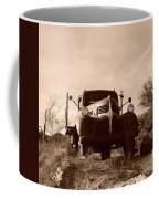 Desert Rat Flatbed Coffee Mug