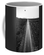 Desert Road Coffee Mug