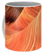 Desert Sandstone Waves Coffee Mug