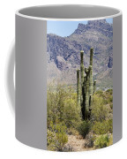 Desert Strength Coffee Mug