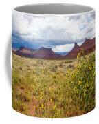 Desert Sunflowers Coffee Mug
