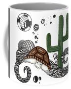 The Desert Tortoise Coffee Mug