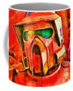Desert Trooper - Pa Coffee Mug
