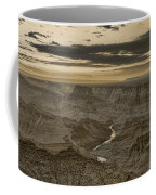 Desert View II - Anselized Coffee Mug