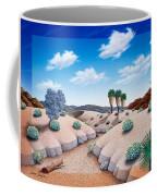 Desert Vista 2 Coffee Mug by Snake Jagger