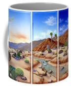 Desert Vista Coffee Mug by Snake Jagger
