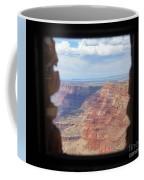 Desert Watchtower View Grand Canyon  Coffee Mug