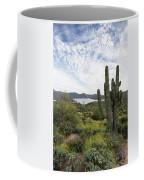 Desert Wildflower View Coffee Mug