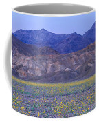 Desert Wildflowers, Death Valley Coffee Mug