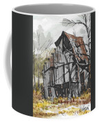 Deserted Barn Coffee Mug